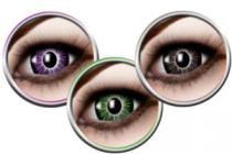 eyecatcher värvilised läätsed
