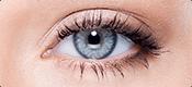 Left eye